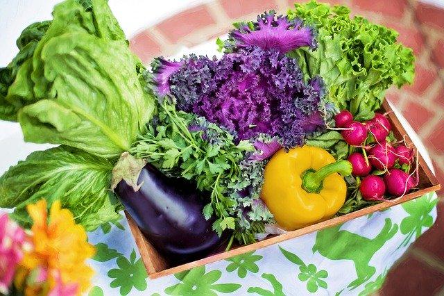 優光泉は厳選してお野菜を使用する