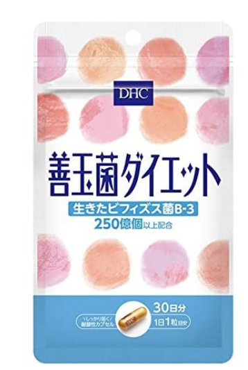 DHC 善玉菌ダイエット 30日分