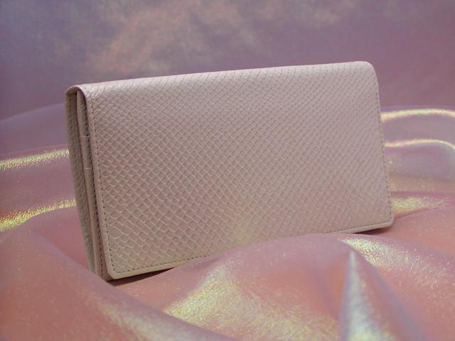 白蛇財布(白蛇シンプルイズベスト束入れ)